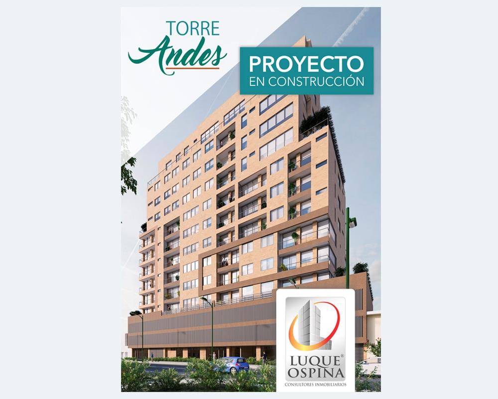 diseño grafico para proyecto inmobiliario